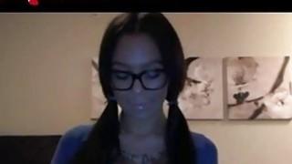 Hot Brunette Webcam Roleplay Big Tits