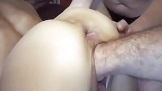 Insatiable wifes fist fucking gang bang