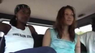 She Gets On A Gang Bang Bus In Order To Get Her Pussy Poked