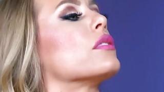 Johnny Sins eat and licks Nicole Aniston