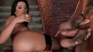 Hot Foot Fuck Compilation Video